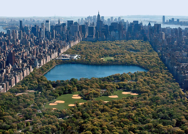 Salute to Central Park...