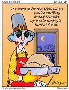 turkey maxine